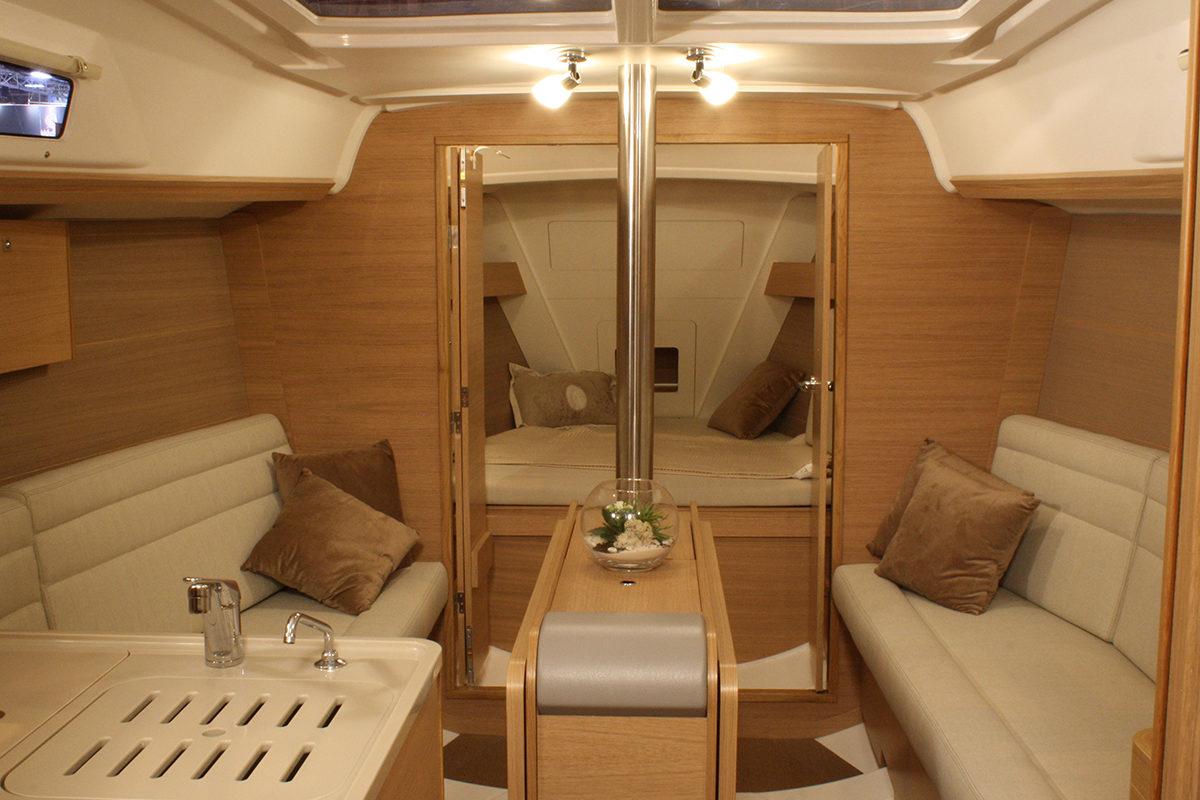 Dufour Grand Large 310 – Interiør 22
