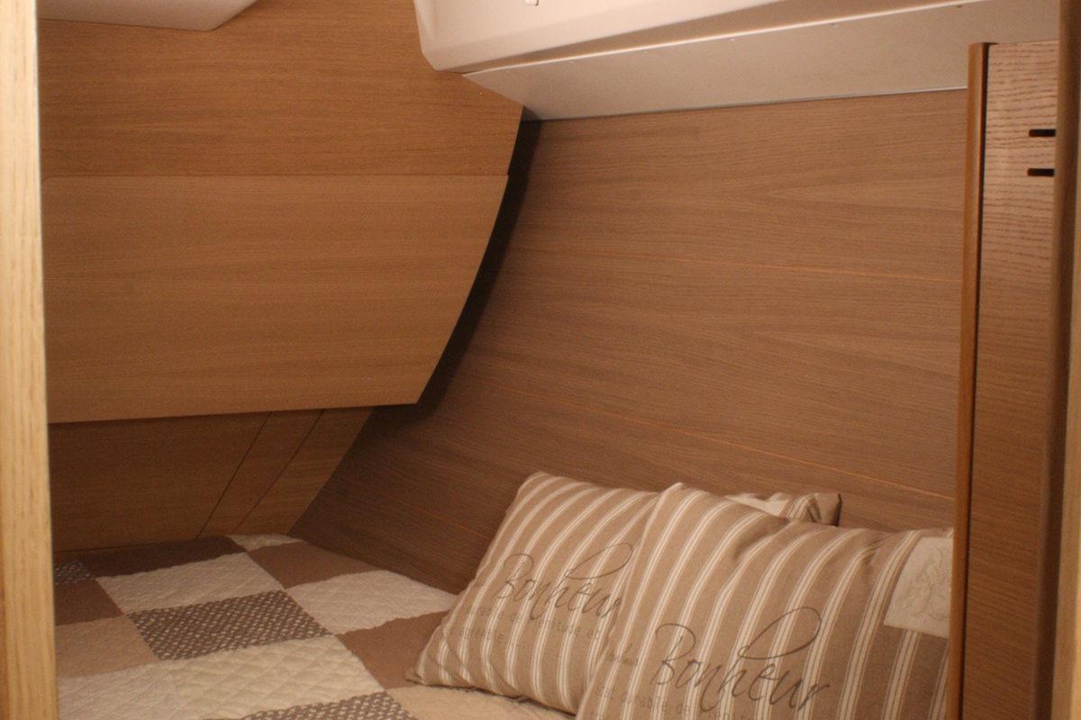 Dufour Grand Large 310 – Interiør 26