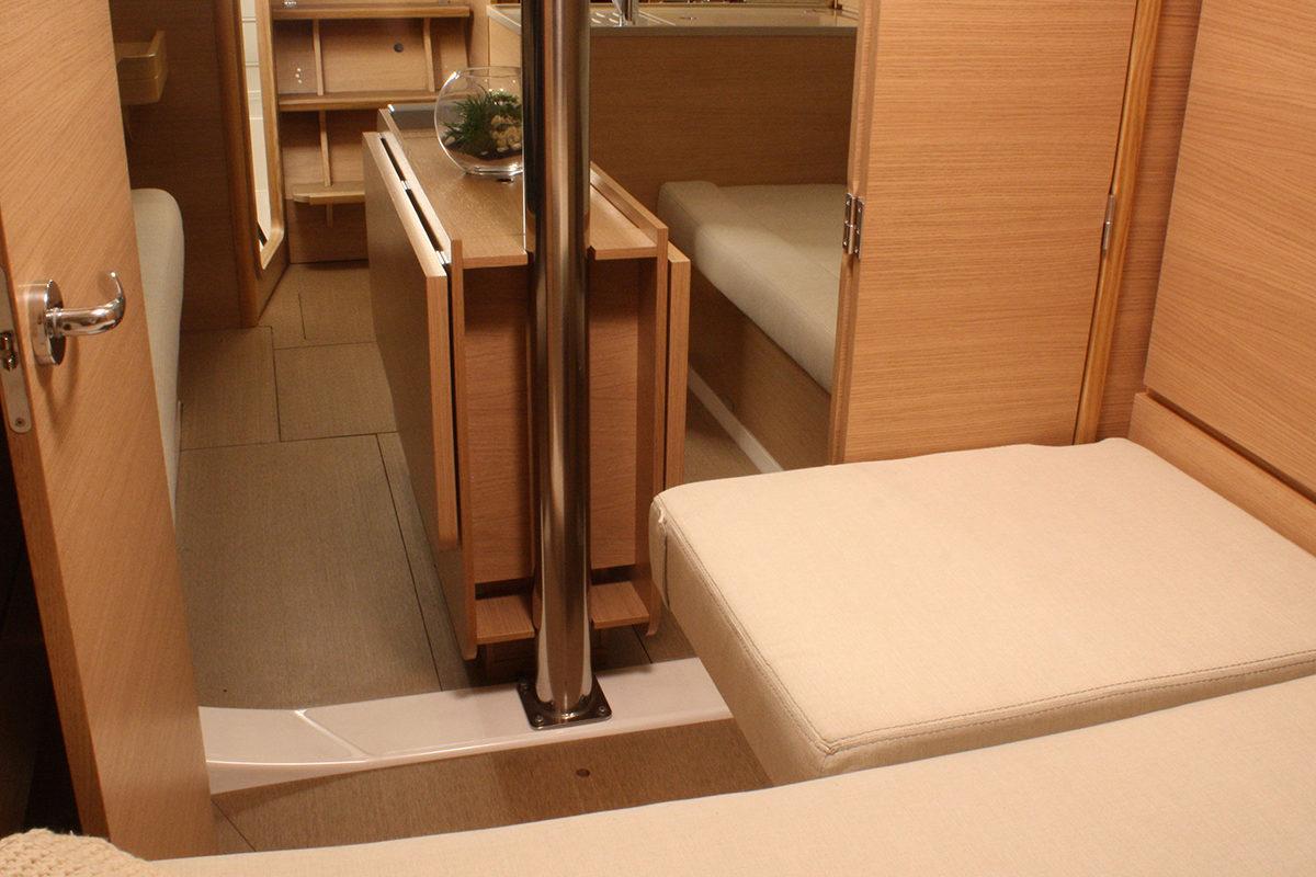 Dufour Grand Large 310 – Interiør 29