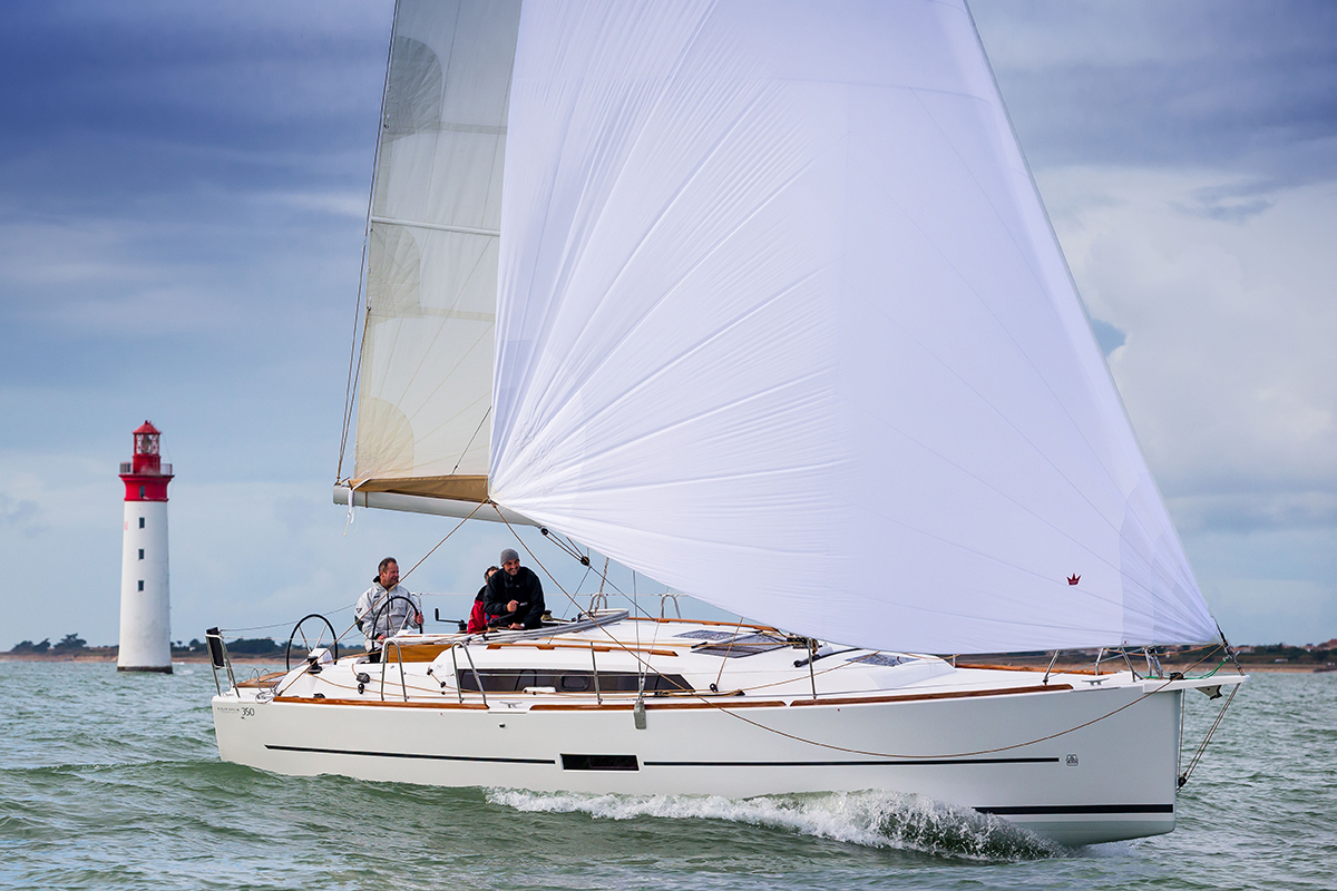 La Rochelle, France, 18 October 2014Dufour YachtsThe New Dufour 350Ph: Guido Cantini / Dufour/Sea&See.com