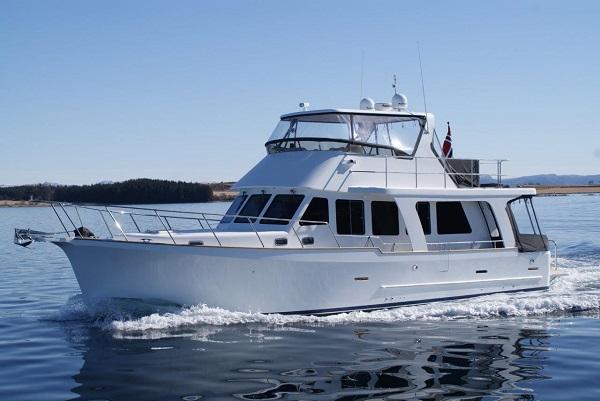 Explorer 58 Pilothouse – Verdensdebut på Båter i Sjøen