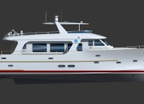 Explorer 75 Motoryacht